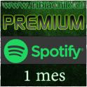 Spotify Premium 1 mes - Pago por KHIPU