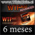 WTFast ADVANCED 6 meses