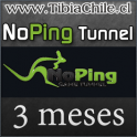 NoPing Tunnel 3 meses