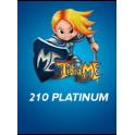 TibiaME 210 Platinum
