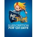 TibiaME Premium 120 Dias