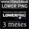 Lowerping - 3 meses
