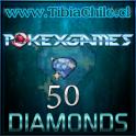 50 diamonds Pokexgames