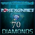 70 diamonds Pokexgames