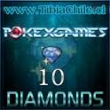 10 diamonds Pokexgames