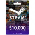 Steam wallet $10000