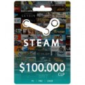 Steam wallet $100000