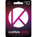 $10 Karma Koin Nexon