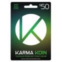 $50 Karma Koin Nexon