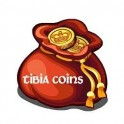 4500 Tibia Coins