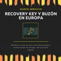 Servicio de Recovery key BUZON