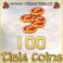 100 Tibia Coins