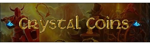 Cristal Coins (Dinero de Tibia)